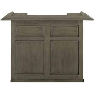 RAM Game Room Home Bar 60 Inch Slate