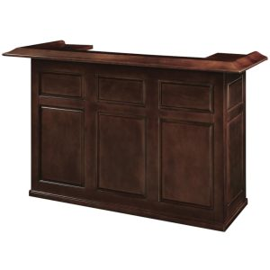 RAM Game Room Home Bar 72″ Cappuccino