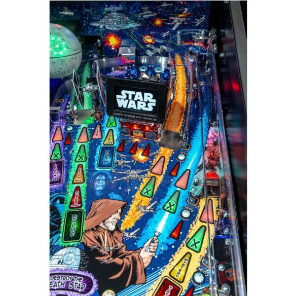 Star Wars Comic Pro Pinball 8 600x600 - Star Wars Comic Art Pro Pinball Machine