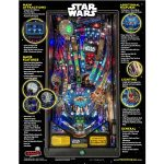 Star Wars Premium Pinball Flyer