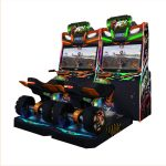 ATV Slam Racing Arcade Sega
