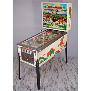 Bow and Arrow Pinball Machine