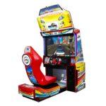 Daytona Championship USA Racing Arcade Sega