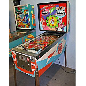 Expo Pinball Machine by Williams