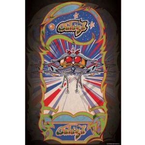 Galaga Poster