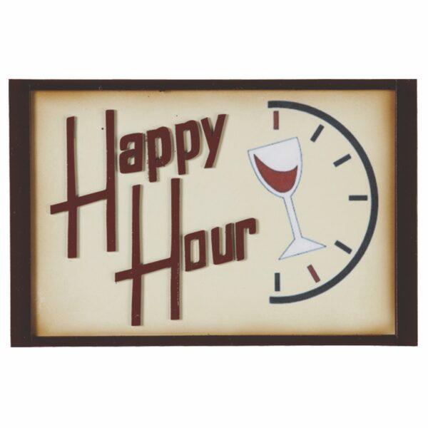 Happy Hour Wall Art
