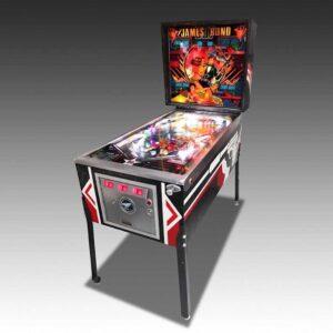 James Bond 007 Pinball Machine Gottlieb 1980