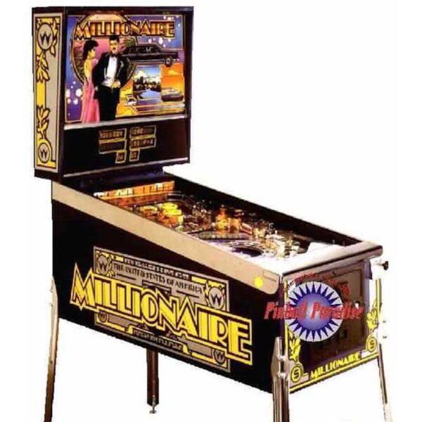 Millionaire Pinball Machine