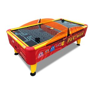 Pac-Man Air Hockey Table