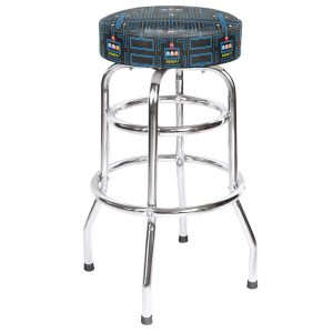 Pac-Man Bar Stool 30 Inch