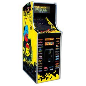 Pac-Man Pixel Bash Home Cabaret Arcade Cabinet