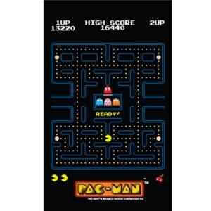 Pac-Man Rug