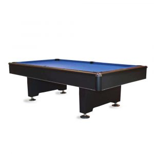 Beringer Black Champion Pool Table 8 Foot