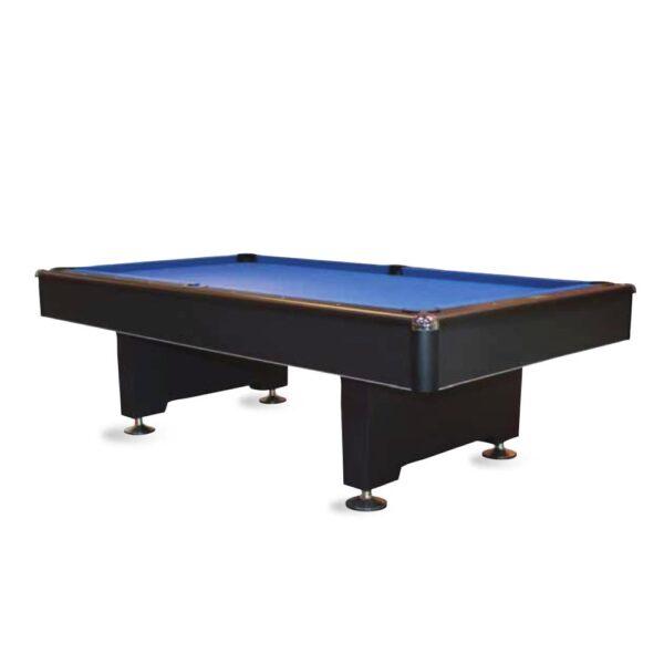 Beringer Black Champion Pool Table 8 Foot