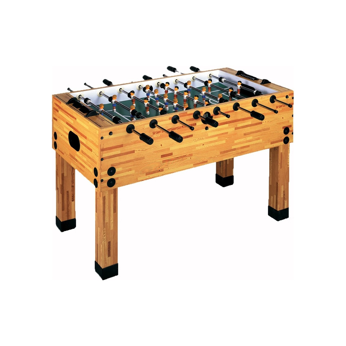 Butcher Block Foosball Table - Rentals