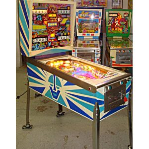 Duotron Pinball Machine - Gottlieb