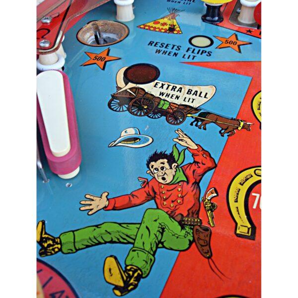 Flip Flop Pinball Machine Bally