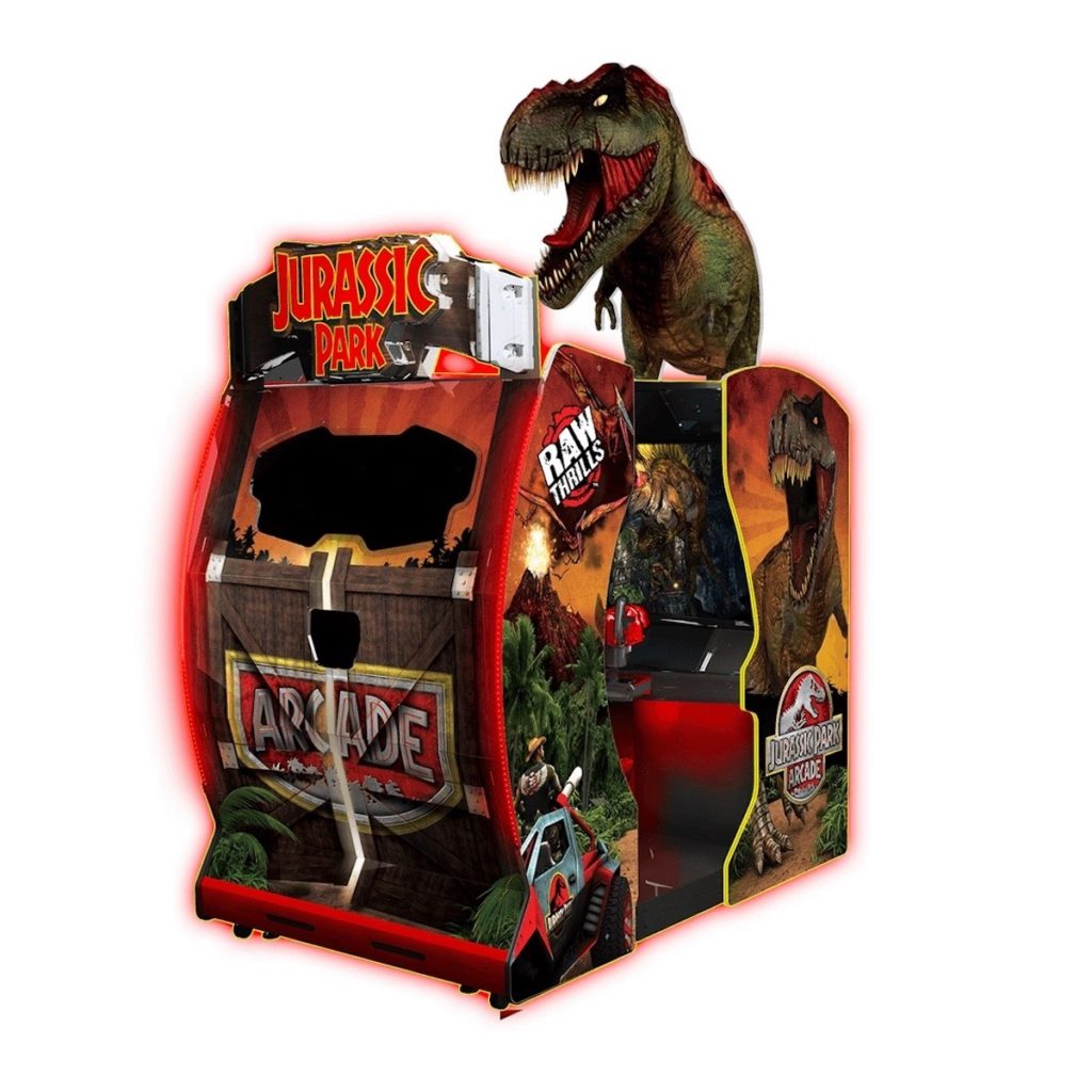 Jurrassic Park Arcade 1024x1024 - Rentals