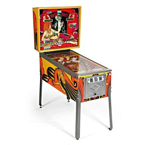 Mata Hari Pinball Machine by Bally