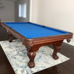 Princeton Pool Table Beringer Billiards 1