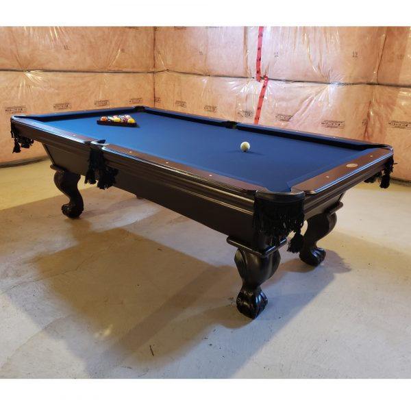 Princeton Pool Table Beringer Billiards 4 600x600 - Princeton Pool Table