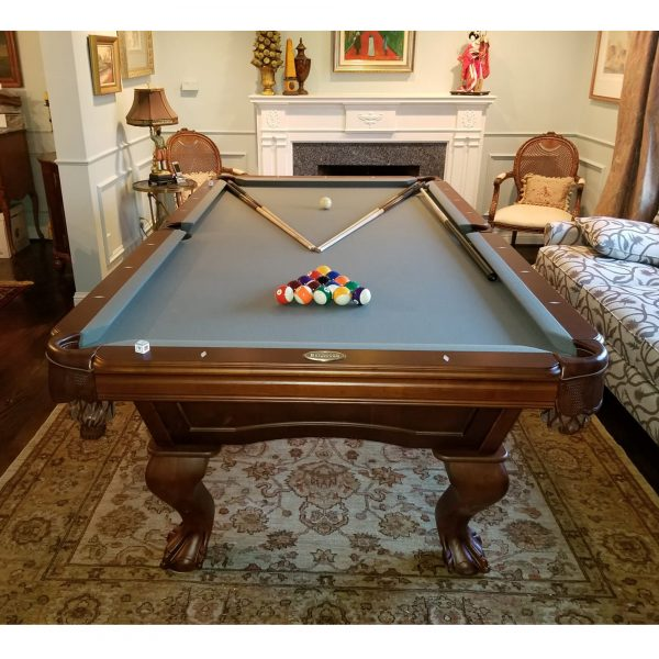 Princeton Pool Table Beringer Billiards 8 600x600 - Princeton Pool Table