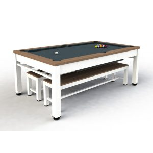 Riley Neptune Outdoor Pool Table