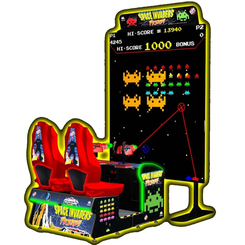 Space Invaders Frenzy 1024x1024 - Rentals