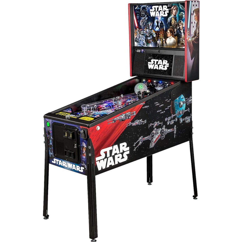 Star Wars Pro Pinball Machine 1024x1024 - Rentals