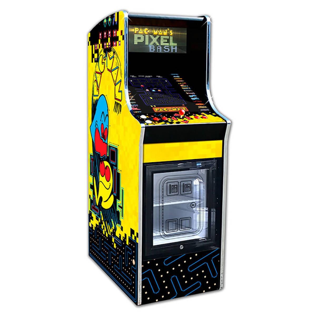 pac man pixel bash chill arcade - Rentals