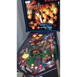 Deadly Weapon Pinball Machine 1