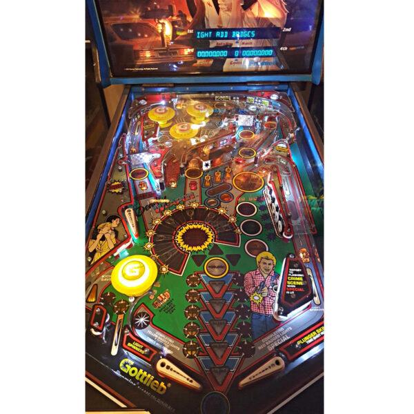 Deadly Weapon Pinball Machine