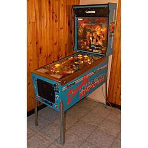 Deadly Weapon Pinball Machine