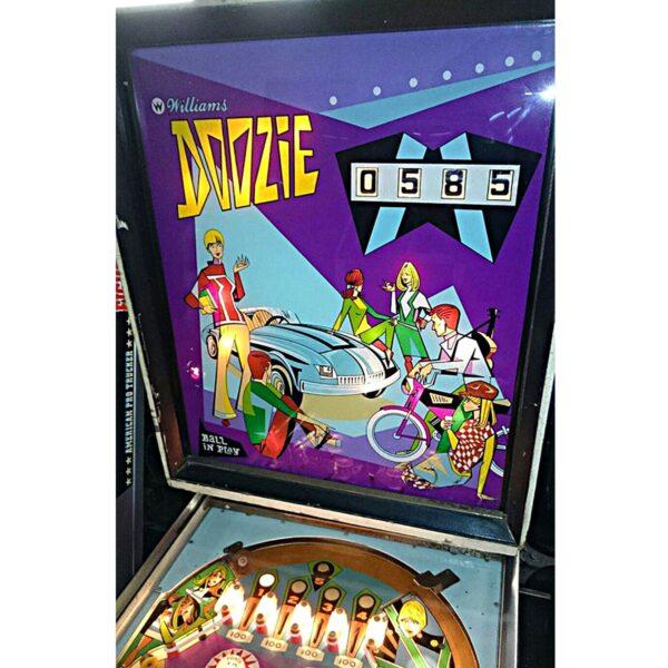 Doozie Pinball Machine 4