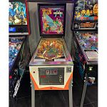 Doozie Pinball Machine For Sale Tampa