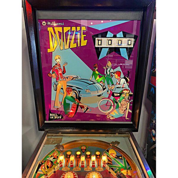 Doozie Pinball Machine For Sale Tampa 3