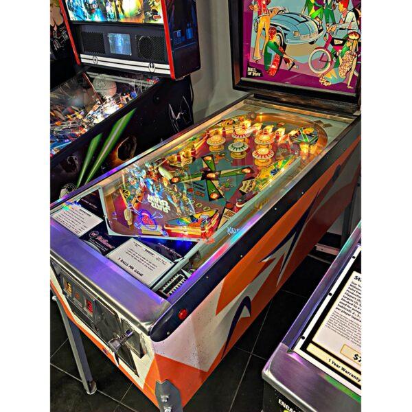 Doozie Pinball Machine For Sale Tampa 4