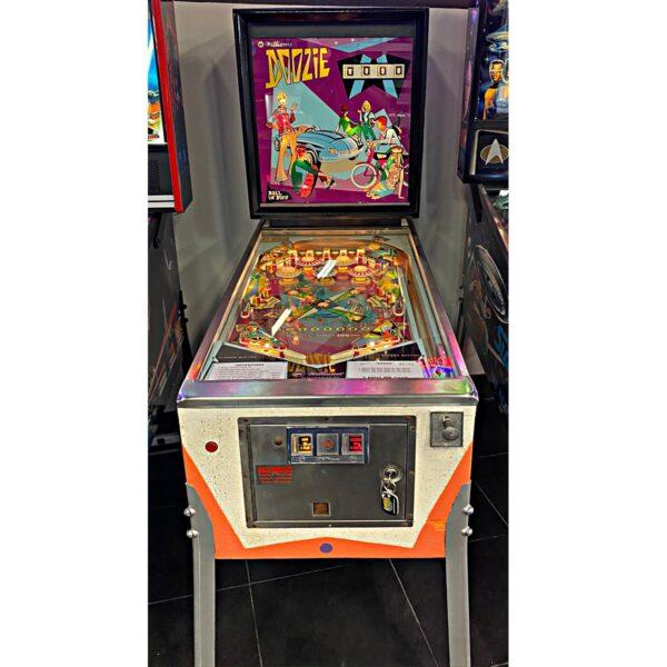 Doozie Pinball Machine For Sale Tampa 5