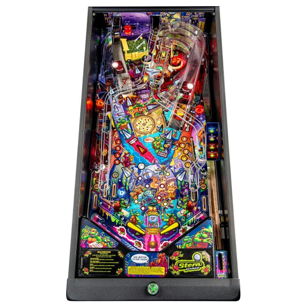 Teenage Mutant Ninja Turtles Pro Pinball 1 600x600 - Teenage Mutant Ninja Turtles Pro Pinball Machine