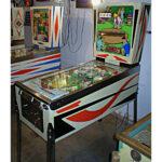 MIBS Pinball Machine Gottlieb 1969