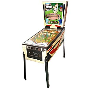 MIBS Pinball Machine Gottlieb 1969