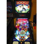 Monopoly Pinball Machine 2