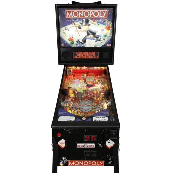 Monopoly Pinball Machine