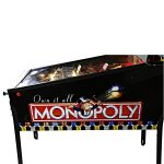 Monopoly Pinball Machine 6