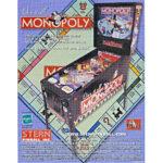 Monopoly Pinball Machine Flyer 1