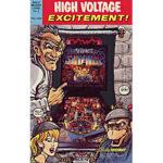 Strange Science Pinball Machine 10