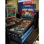 Strange Science Pinball Machine 3