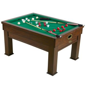 "The Weston 3 in 1 Combination Table 6 300x300 - ""The Weston"" 3 in 1 - Bumper Pool, Card & Dining Table"