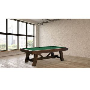 Tunbridge Pool Table C.L. Bailey