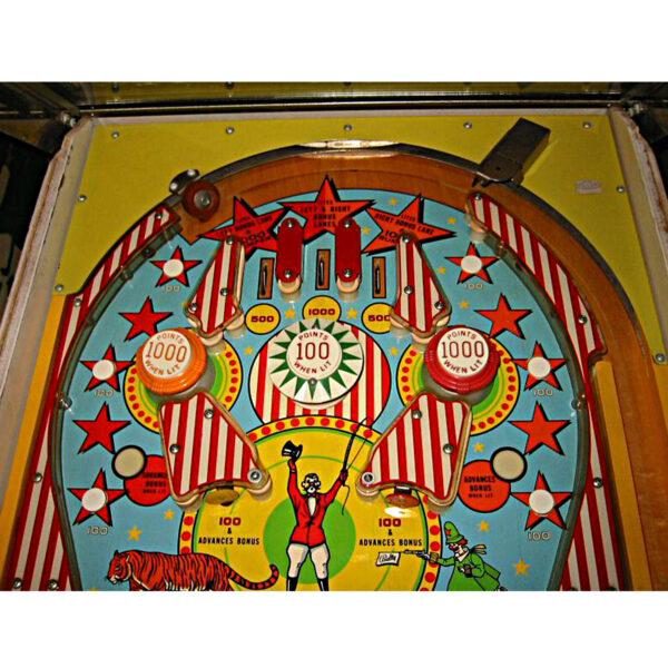 Big Show Pinball Machine 5 600x600 - Big Show Pinball Machine